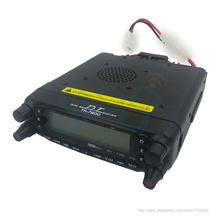 Original TYT TH-7800 Ham Car Mobile Radio Transceiver dual band TH7800 50W Output Power DTMF 8 Groups Scrambler +Microphone