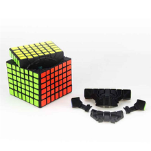 Fidget Magic Cube Spinner Hand Antistress Neo Cubes Pyramid Fidzhet Cube Educational Toys For Girls Boys Hobby Neocube 50K242(China)