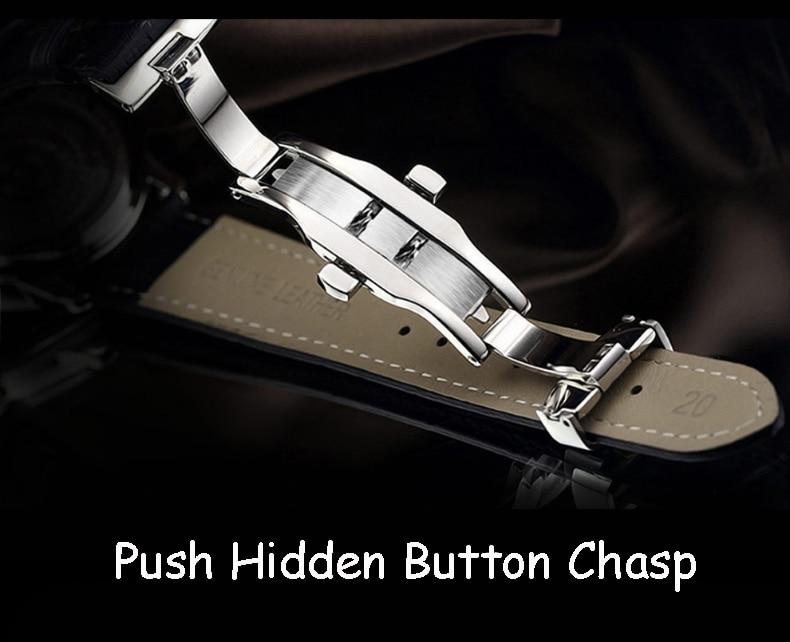 LOBINNI New Men Watches Top Luxury Brand Japan Import NH35A SII O Auto Mechanical MOVT Men's Clock Sapphire reloj hombre L1018-8 14