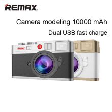 Buy Remax dual USB PoverBank 10000 MAH Powerbank Box External backup Batteria Charger Iphone 7 Samsung Xiaomi Power bank charge for $19.99 in AliExpress store