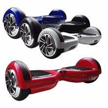 (USA CN GE Stock)SMARTMAY 2 Wheels Self Balancing Electric Scooter 6.5 inch Hoverboard Balance Skateboard with Bluetooth Speaker
