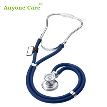 European Quality Multifunctional stethoscope Professional lengthen double tube fetal sound medical stethoscope