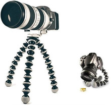 Large Octopus Flexible Tripod Stand Gorillapod for phone telefon Mobile Phone smartphone dslr and camera Table Desk mini tripod(China)