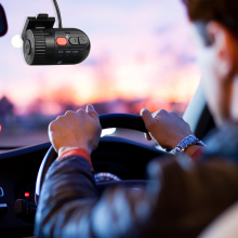 Mini Car DVR Dash Cam Camera HD 720P Vehicle Camcorder Video Recorder 120 Degree Angle Night Vision G-sensor