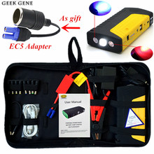 2017 Car Jump Starter Portable Power Bank 12V Petrol Diesel Starting Device Car Charger For Car Battery Booster Buster SOS Light