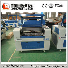 High precision best price acrylic photo frame laser engraving machine, co2 laser cutting machine