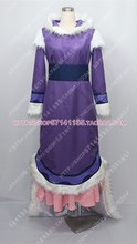 Avatar The Last Airbender Princess Yue Cosplay Costume E001(China)