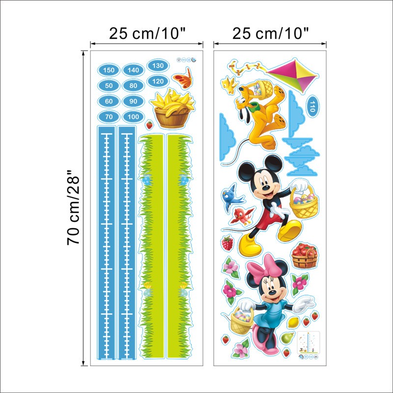 HTB1BRHvQXXXXXbZaXXXq6xXFXXX9 - cartoon minnie mickey mouse growth chart wall sticker for kids room