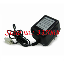 Battery charger 7.2V 400mAh big tamiya adaptor 220-240V for all Henglong 1/16 RC tank, rc car, spare parts, accessory