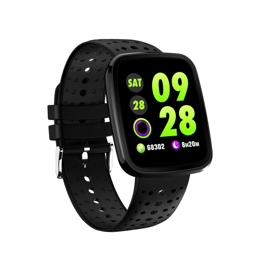 NAIKU Smart Bracelet V6 Pro Color Screen Waterproof Wristband Heart Rate Monitor Blood Pressure Measure Fitness Tracker Band 11