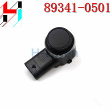 (4PCS) Free shipping For Toyota Parking Sensor PDC SENSOR Ultrasonic OEM Backup Sensor 89341-05010