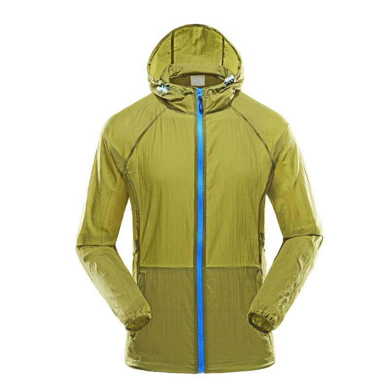 Man Jogging Raincoat (1)