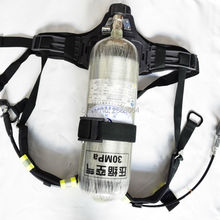 RHZK 6.8L/30 Air breathing Apparatus with full face mask for fire fighting(China)