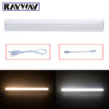 Rayway LED Light Tube AC110V 220V 5W 30CM T5 Tube Light White/Warm Daily Indoor Lighting Bulb 2835SMD High Bright Wall Lamp(China)