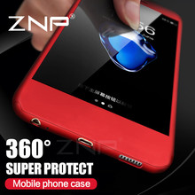 ZNP Luxury 360 Degree Full Body Protection Cover Case For Huawei P10 P9 Plus P10 Lite Phone Case for Huawei Meat 9 Honor 9 Case