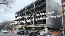 Chinese Construction Multi-Story Building Structural Design And Mixed-use Steel Building China Prefab Modular Architecture(China)