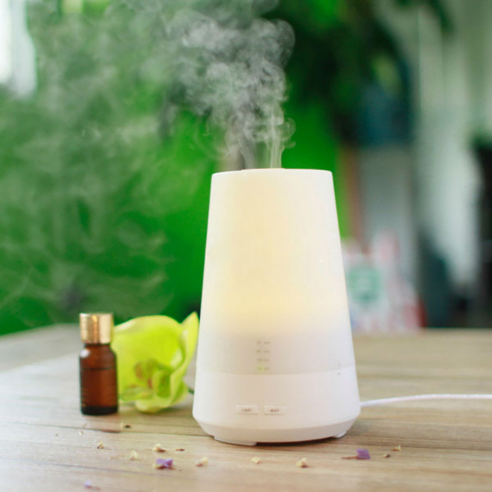 7 Colors LED Light Aroma Diffuser Air Humidifier Ultrasonic Essential Oil Diffuser Aromatherapy Home Office Mist Maker Gift<br>
