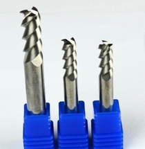 5pcs/lot D6.0mmx15mmx50mm 3 Flutes Flat Carbide End Mill Tool Grinder For CNC Milling free shipping<br><br>Aliexpress