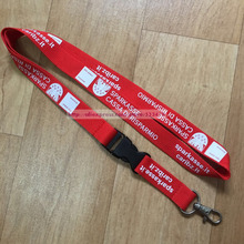 300pcs/Lot 2.5*90cm custom made key Lanyards,mobile neck straps printed your brand logo with free shipping DHL Wholesale