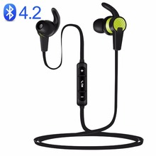 REZ Earphone Sport Headphone Bluetooth Headset Wireless Earbuds With Microphone for Earpods Airpods