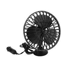 New Mini Truck Car Vehicle Cooling Air Fan Adsorption12V Powered