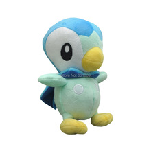 "Free Shipping EMS 100/Lot Piplup 7"" Plush Doll Stuffed Toy(China)"