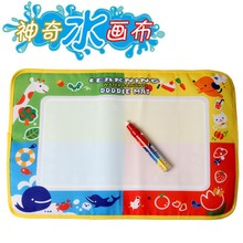 Infants And Young Children Early Education Super Large Color Water Canvas Water Writing Drawing Graffiti Baby Children's Toys(China)