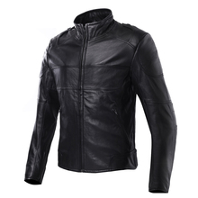 Scoyco JK44 motorbike racing jackets Genuine Leather Cowhide M - XXL Motorcross Jackets Ghost in City motorcycle biker Jacket(China)
