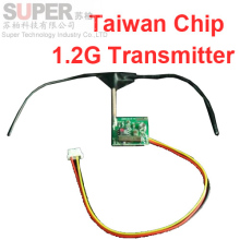 Taiwan Chip 1.2G wireless transmitter CCTV security mould 1.2G TX transmitter CCTV transmitter 1.2G transmitter cctv accessories