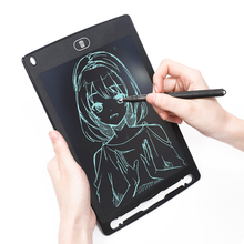 Newest 8.5 Inch LCD Writing Tablet Drawing Board Portable Thin Handwriting Pad Mini Writing Message Board with Stylus Pen