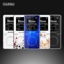 ShareE zone A9 MP3 Player Build in Speaker mp3 player sport fm radio Photo Viewer mp3 player mini 8GB Memory Players(China)