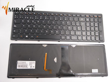 Laptop Keyboard FOR LENOVO G50 G500C G500H G500S G505s G510S SP Spanish layout with backlit 100% New and Original