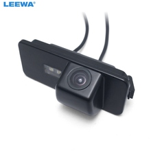 LEEWA Car Rear View Parking Camera For VW Magotan Scirocco Seat Leon Altea LUPO EOS 4 Reversing Assist #CA1724(China)
