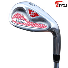 Brand TTYGJ. Single S IRON Regular Flex for beginner. S iron golf club steel or carbon shaft. golf club #S steel golf S