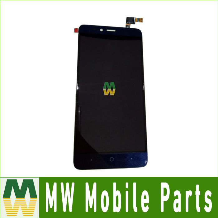 Blue Color 1PC/ Lot High quality For ZTE Z988 Grand X MAX 2 LTE LCD Display + Touch Screen Assembly Digitizer <br>