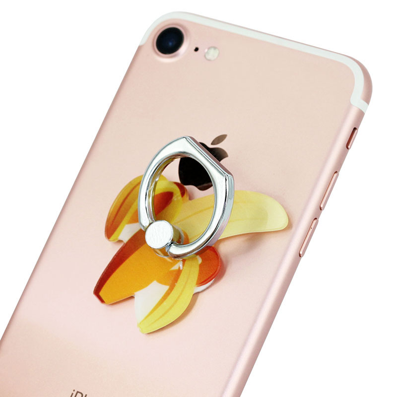 KOC2971H_1_Fruit Series Universal Metal Finger Ring Stent 360 Degree Rotation Buckle Stent Mobile Phone Holder Stand for iPhone Samsung HUAWEI Xiaomi ZTE BQ Highscreen