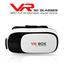 "Virtual Reality Glasses Headset 3D VR Glasses VR Movie Game Glasses with Bluetooth Remote Controller for 3.5~6.0""SmartPhone(China)"