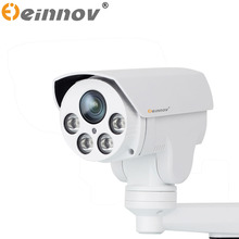 EINNoV PTZ 960P CCTV IP Camera 2.8-12mm lens 4X Zoom audio Day Night Vison Security CCTV Camera waterproof IP66 APPS Control