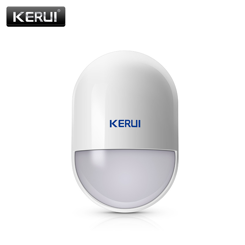 KERUI P829 Wireless PIR Motion Detector for KERUI Home Alarm System Smart Home Motion Detector Sensor With Battery(China)