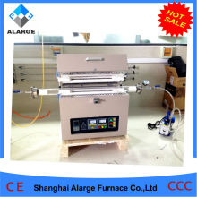 Lcd Display Split Tube Furnace Vacuum Solar Furnace