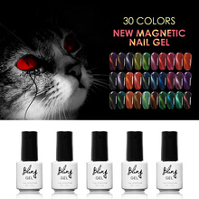 Focallure 3D Cat Eyes 6ml Nail Gel Polish Soak Off UV Colorful Nail Colors Art For gel nail polish Long-lasting Gel Need Magnet