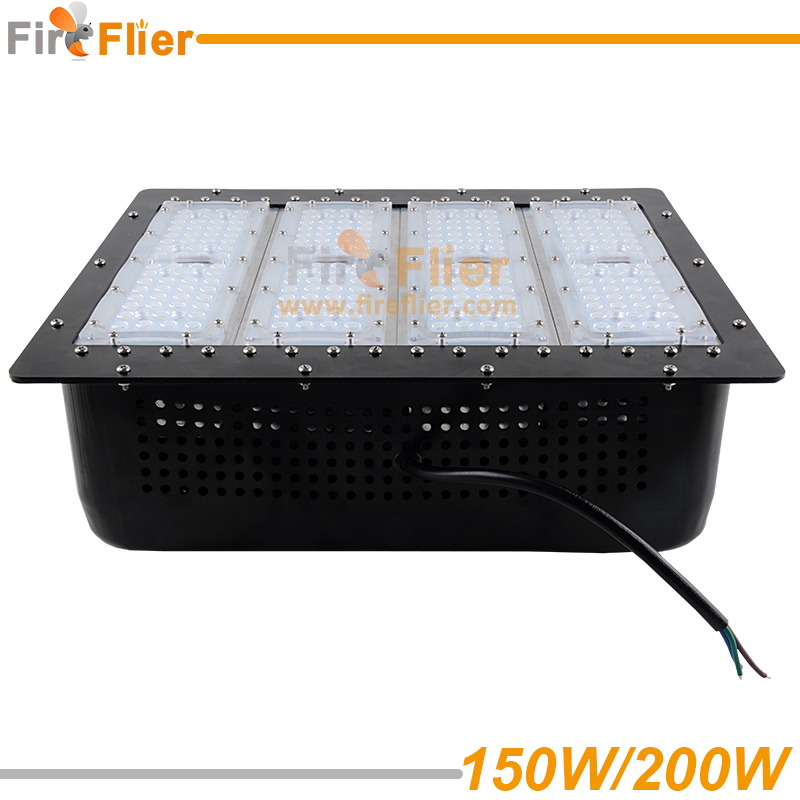 surface mounted led canopy light 150w