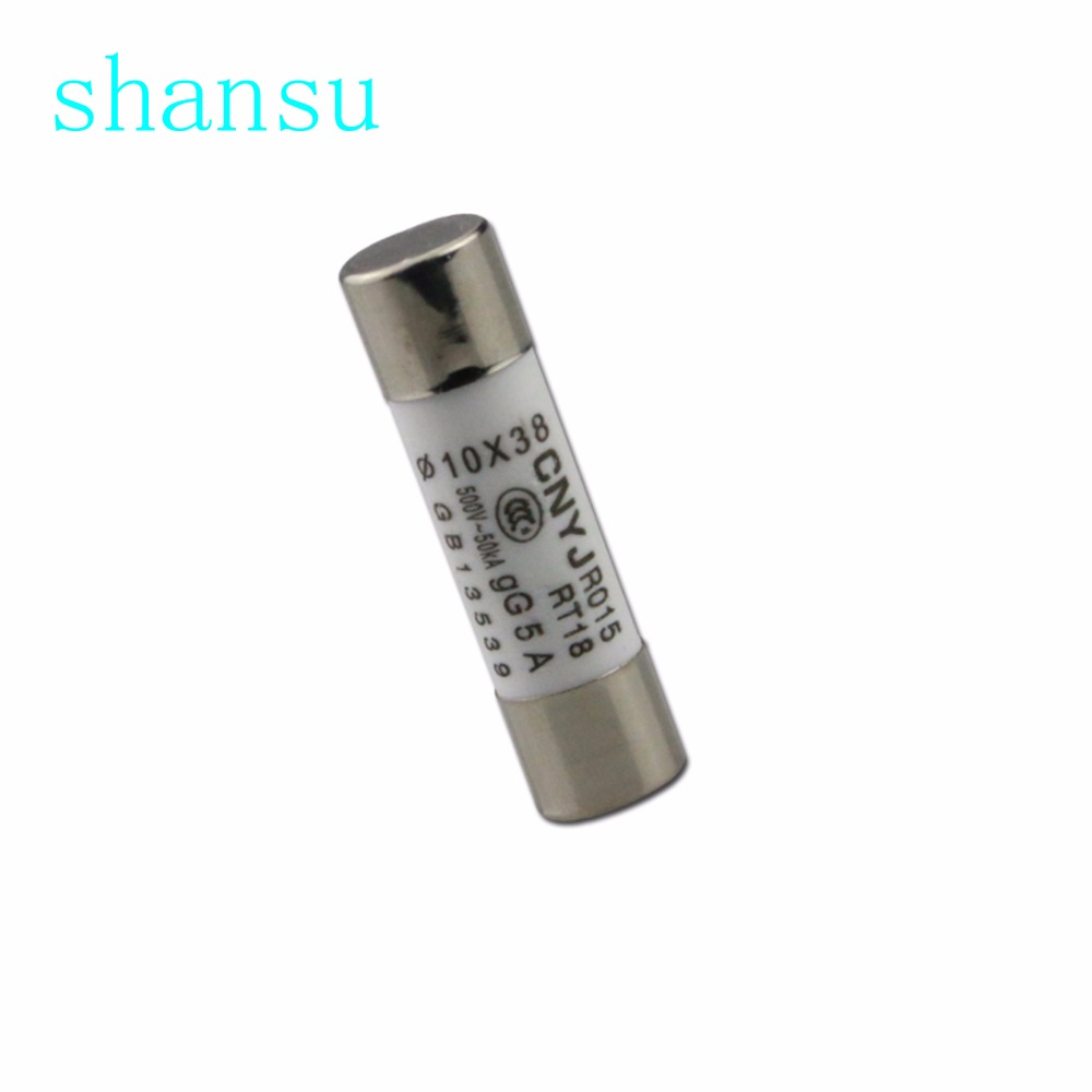 Pack of 10 SIBA FREE POST 5 X 20mm Quick Blow Glass Fuse 250V 500mA