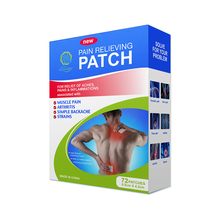 KONGDY Customize Pain Relief Patch New Design Coopration With Crowdspring 72 Pieces / Box Relief Aches Pains(China)