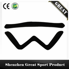 DYE I4 Paintball Mask Replacement Foam Black Color(China)
