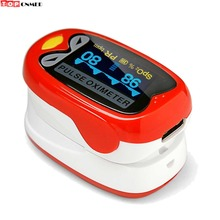 36%off Pediatri Children Kids Pulse Oximeter OLEDAnti-swallowing Design Rechargable Battery Screen Brightness Adjusted USB(China)