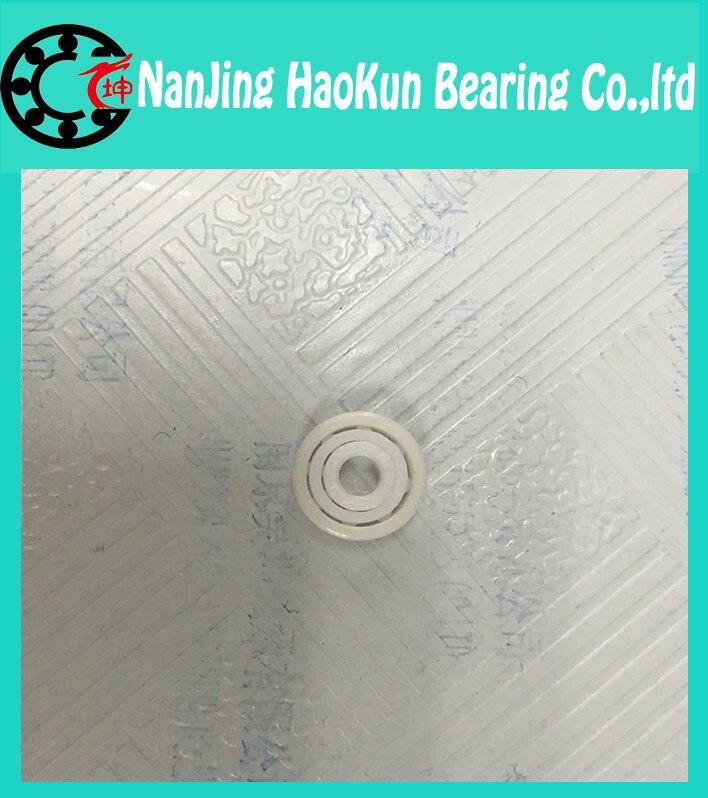 P0 full ceramic ball bearing 625 ZrO2 PTFE  Size:5X10X4 mm<br><br>Aliexpress