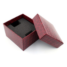 Perfect Gift Crocodile Durable Present Gift Box Case For Bracelet Bangle Jewelry Watch Box lervert dropship Jan9-17 H0
