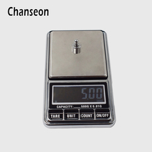 Buy 500g/0.01g Electronic Precision Portable Pocket Digital LCD Display Jewelry Scales Weight Balance Kitchen Gram Scale for $7.39 in AliExpress store