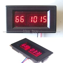 Square wave signal source 10Hz-10.24kHz frequency duty ratio Adjust digital LED(China)